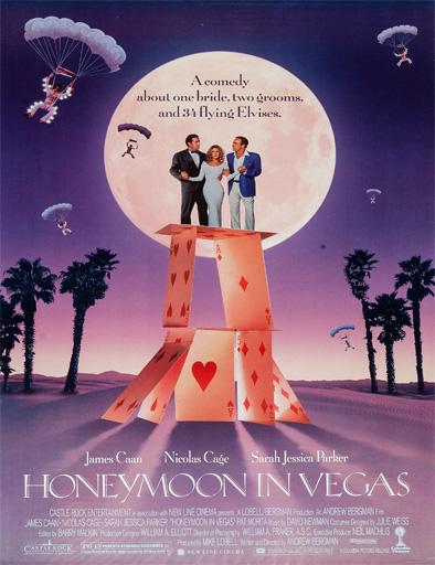 Ver Luna de miel para tres (1992) Online