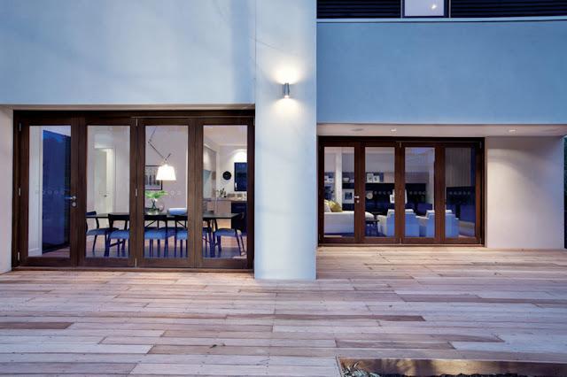 Rumah Sederhana Minimalis Modern 2 Lantai