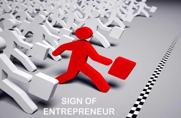 karateristik entrepreneur
