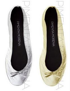 68d058f7628 Muito mais bacana poder presentear estas lindas convidadas com sapatilhas