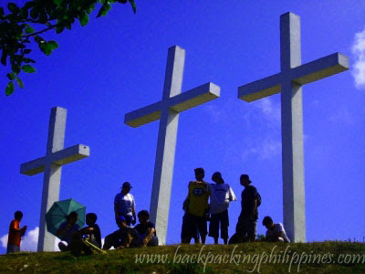 talong krus paete laguna three crosses