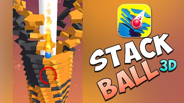 Download Stack Ball Tanpa Iklan Terbaru Mod Apk [Anti Banned]
