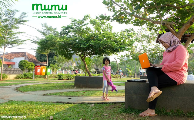Belanja Online Grocery Mumu