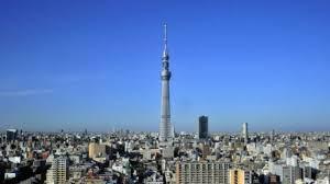 Tokyo Skytree, Jepang