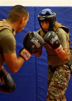 US Marine Corps - Close Combat Manual: Marines Train using Martial