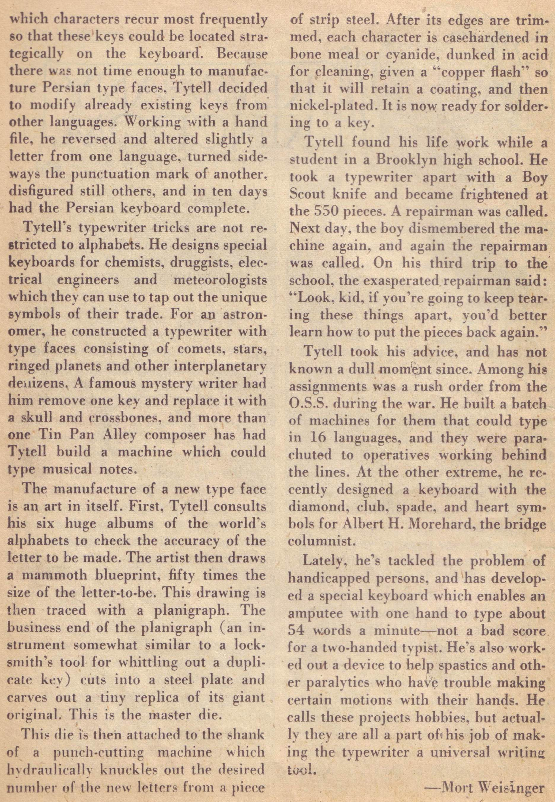 Read online Detective Comics (1937) comic -  Issue #177 - 32