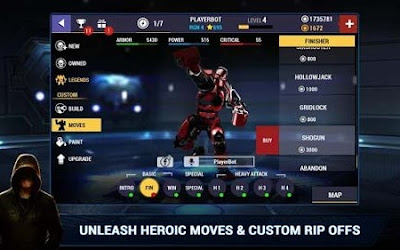 Real steel champions latest version