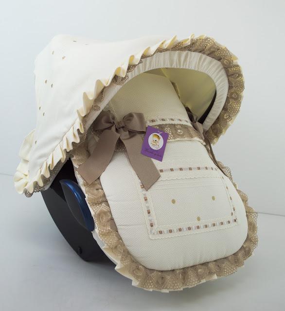saquito lencero grupo 0 beige camel