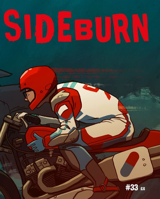 Sideburn Issue 33