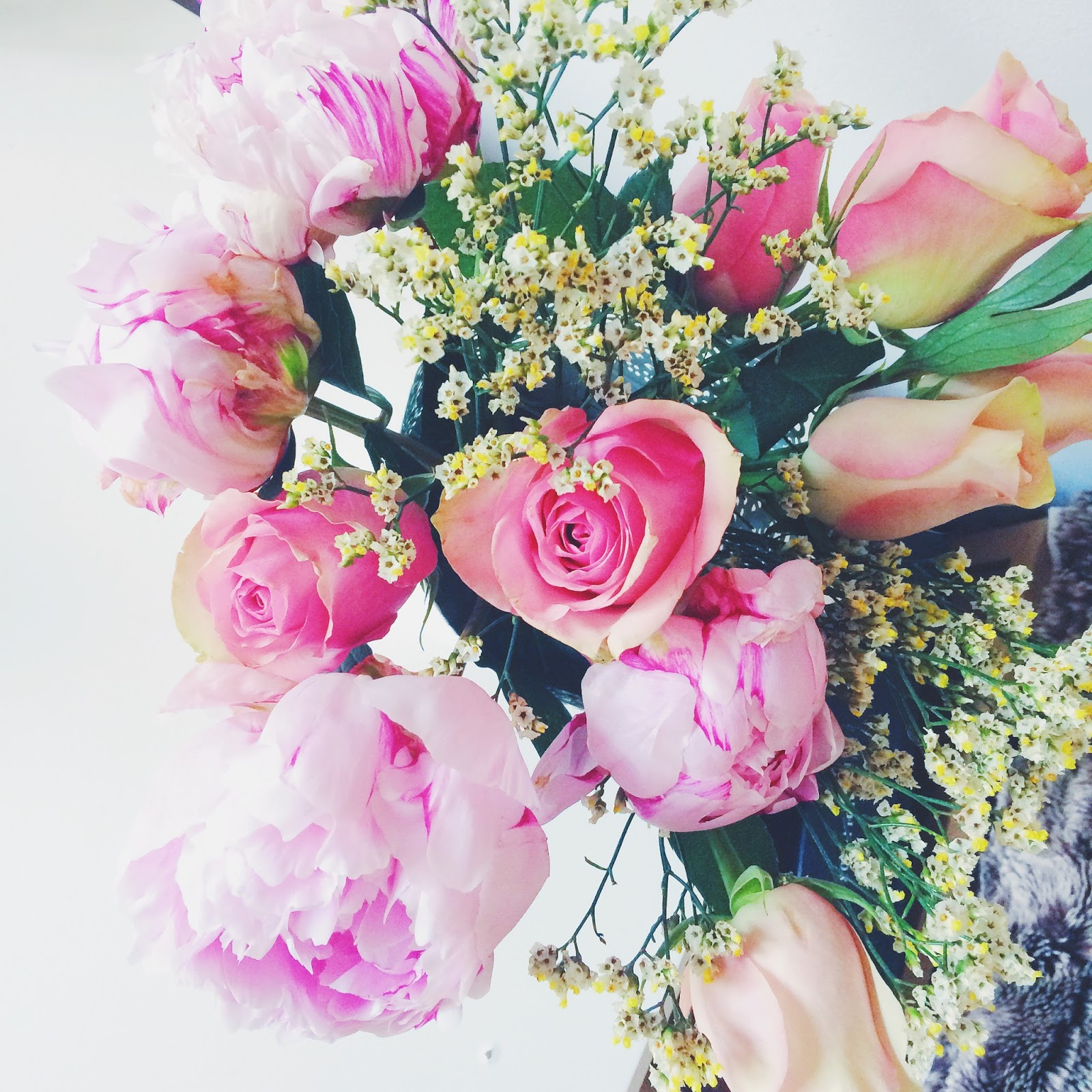 Lifestyle, Favourites, Flowers, Recent Favourites, Style, Make Up, Bloom and Wild, send flowers online