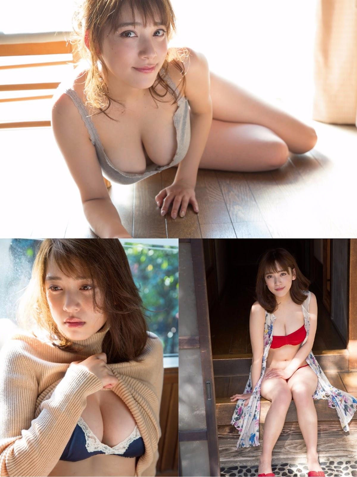 Tomaru Sayaka 都丸紗也華, FRIDAY 2017.08.11 (フライデー 2017年08月11日号)