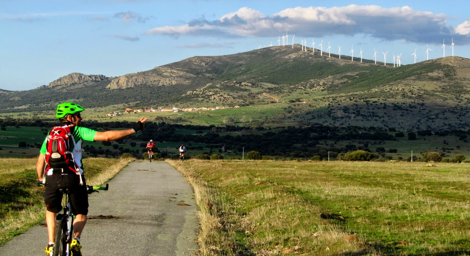 Ruta de Campo Azálvaro