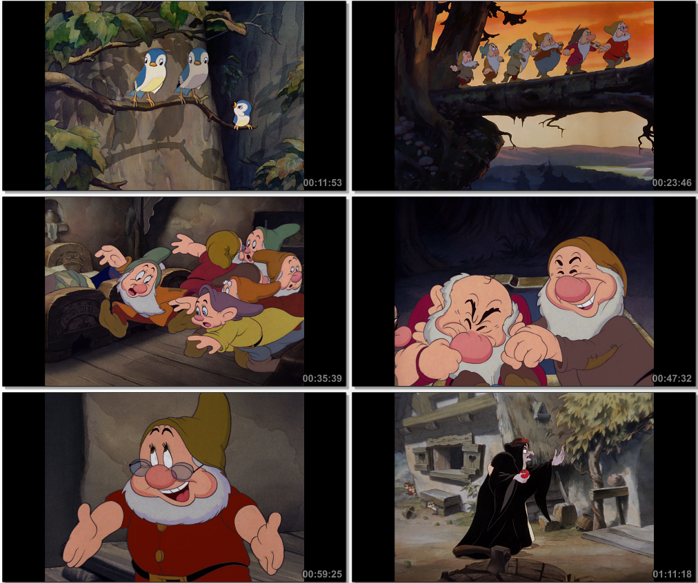 Snow White Ending – Quotes of the Day