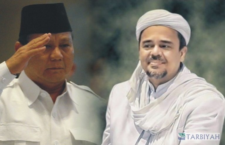 Prabowo - Habib Rizieq