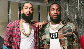 Nipsey Hussle and Meek Mill Joint Album Arriving Date