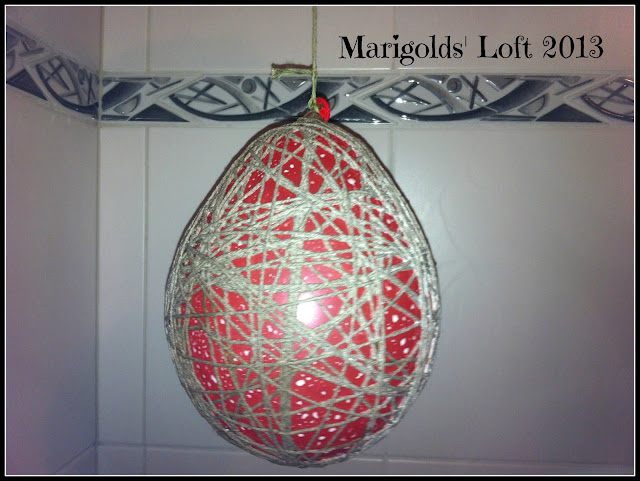 yarn egg marigolds' loft
