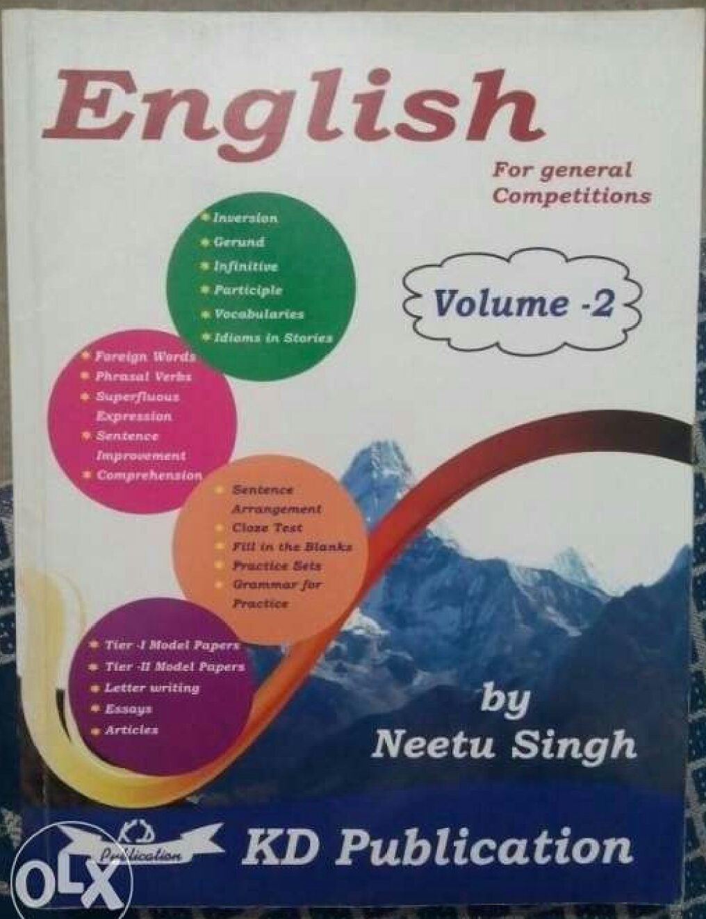 Pdf english competition book