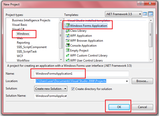 Bind Data to Datagridview in Windows Application in C#, VB NET - ASP