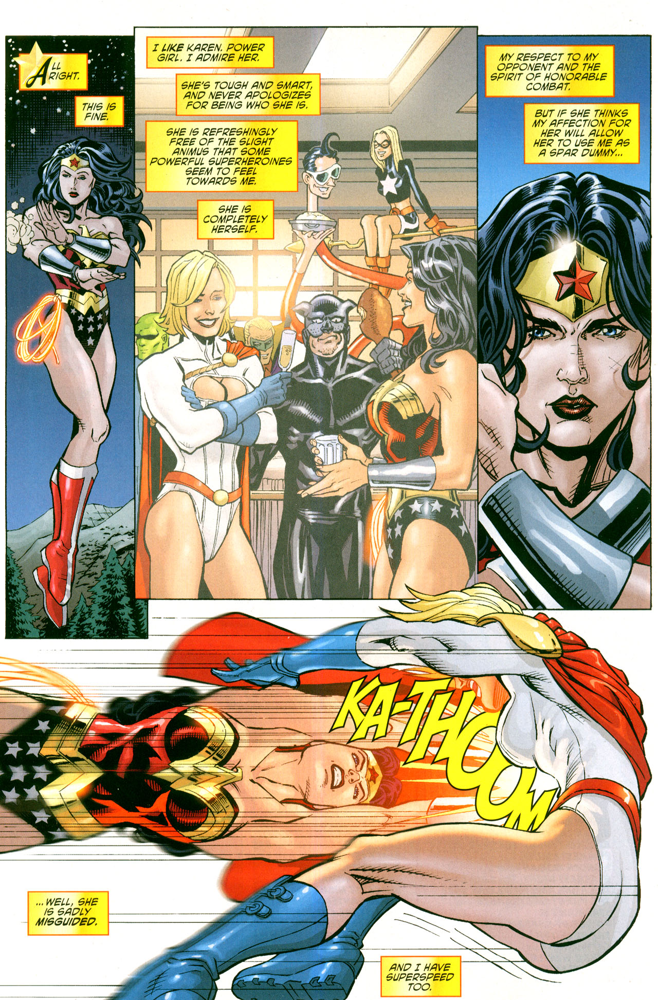 Read online Wonder Woman (2006) comic -  Issue #41 - 9