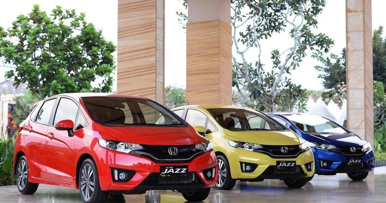 Honda Jazz Baru Pakai Mesin Hybrid CR-V
