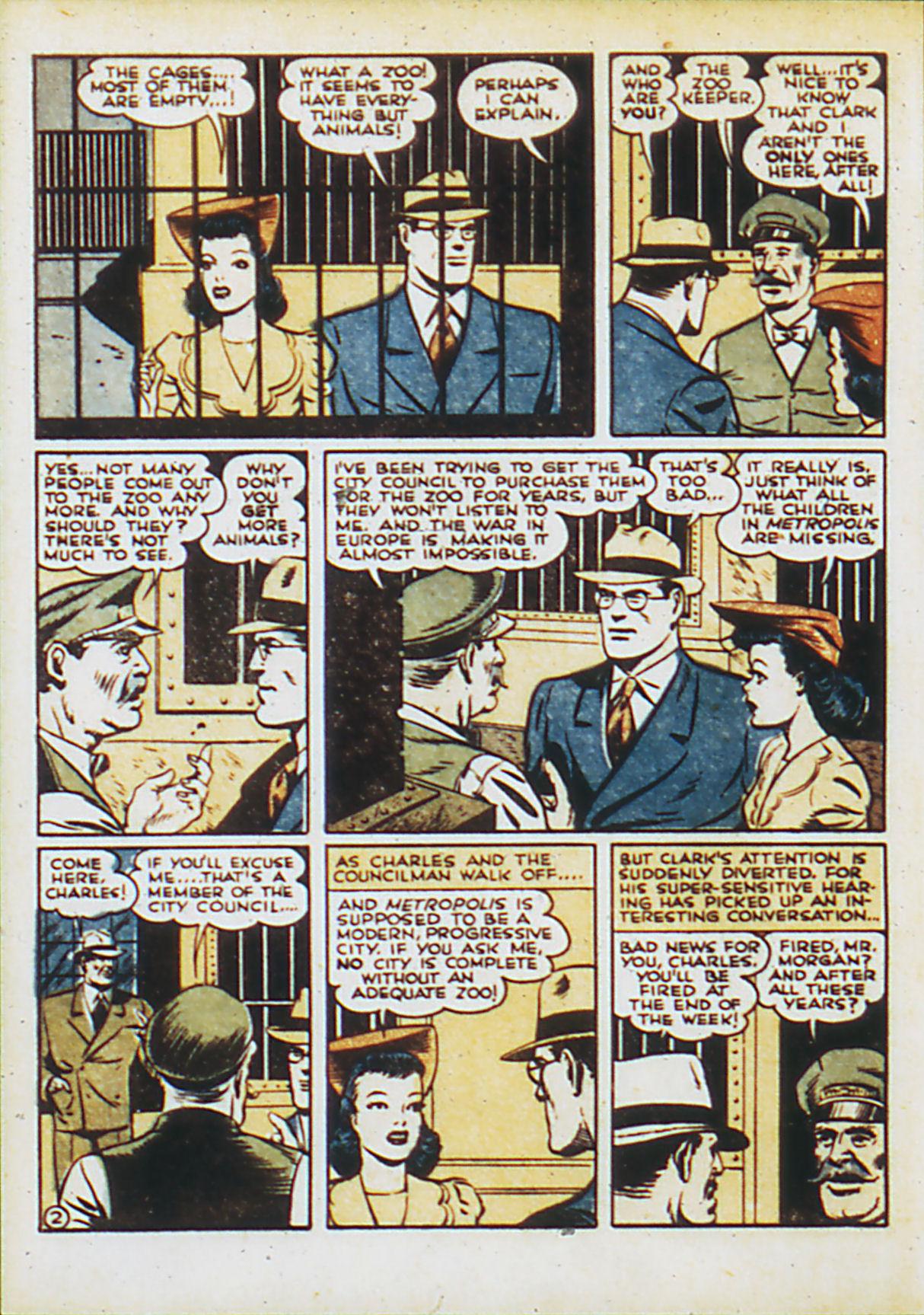 Action Comics (1938) 45 Page 4