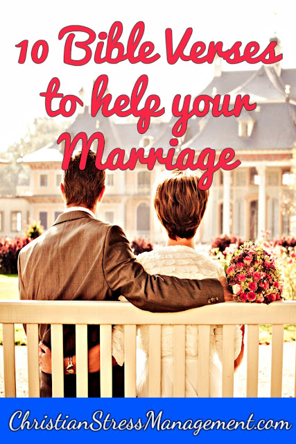 10 Bible verses to help your marriage