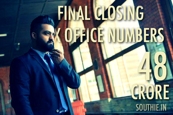 Nannaku Prematho Closing Box Office 48 and not 50 Crore. Have the makers failed to gain the trust of the fans in releasing false press note to please the star and his Fans.