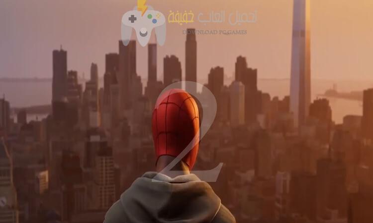 تحميل جميع اجزاء لعبة Spider Man