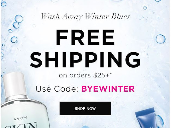 Free Shipping with Code: BYEWINTER
