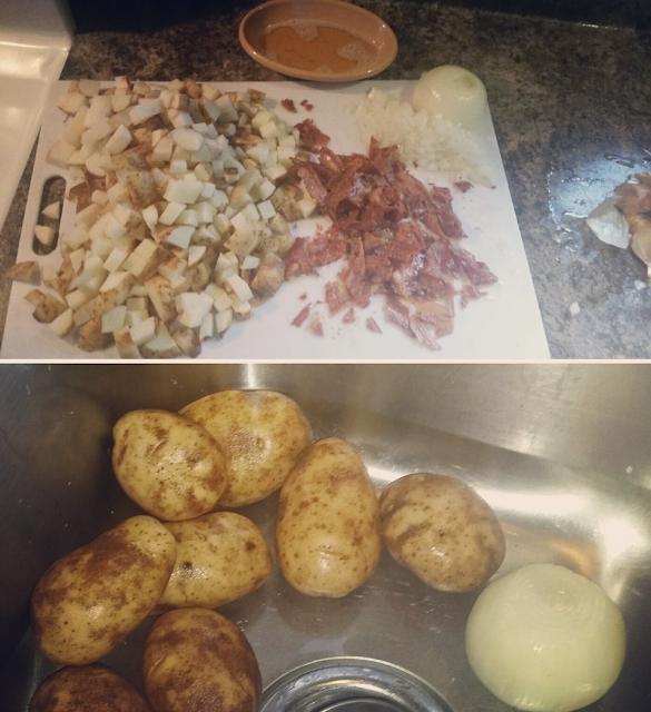 http://www.sometimes-serious.com/2016/10/recipe-review-potato-soup.html