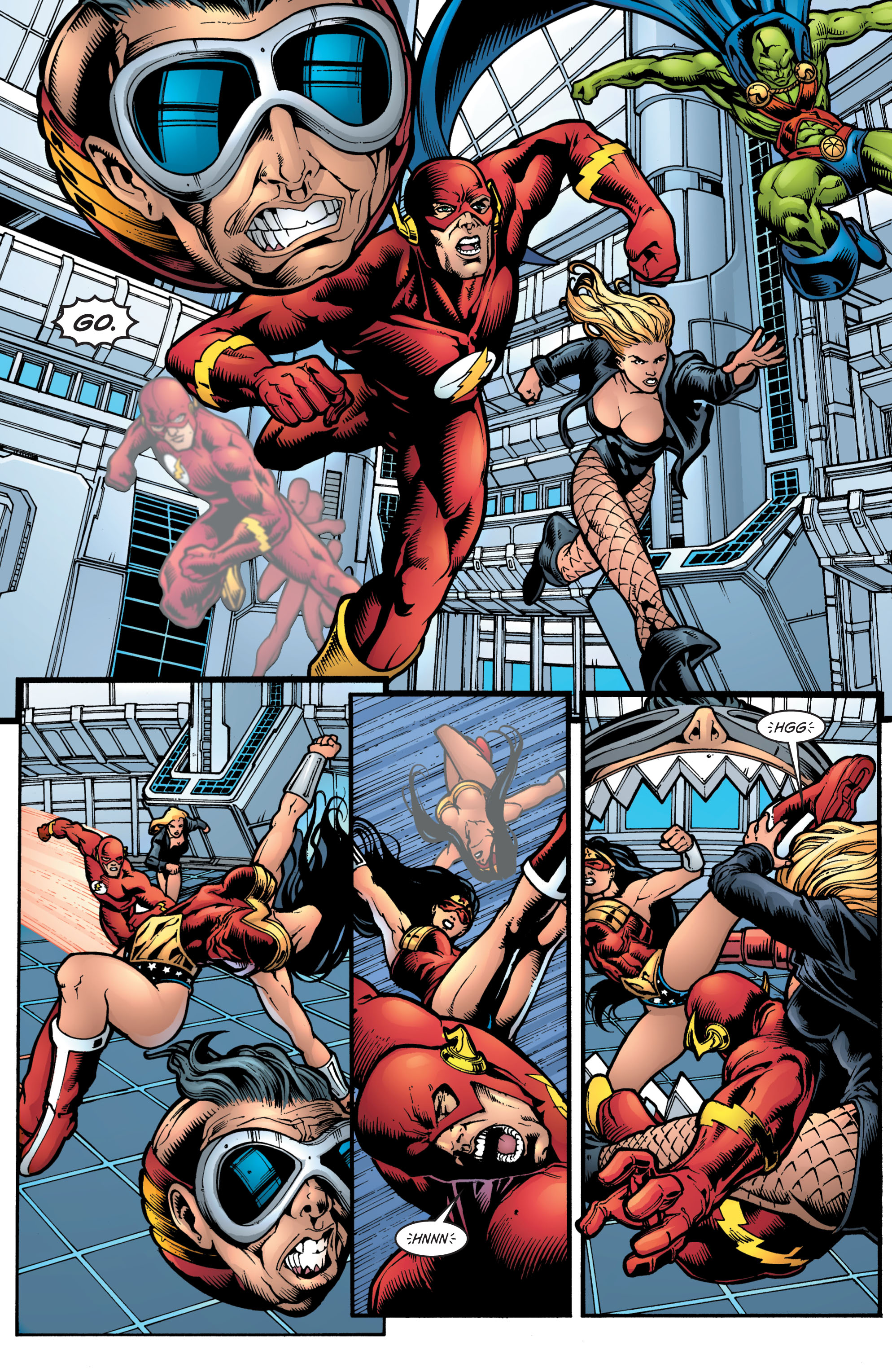 Read online Wonder Woman (1987) comic -  Issue #212 - 3