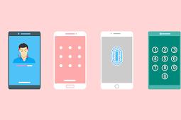 Mode Kunci Layar Smartphone Yang Paling Aman Yang Wajib Kamu Tahu