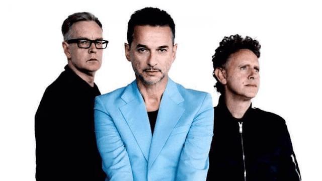 Οι Depeche Mode έρχονται στην Ελλάδα
