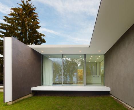 anatomia arquitet nica house d10 werner sobek germany. Black Bedroom Furniture Sets. Home Design Ideas