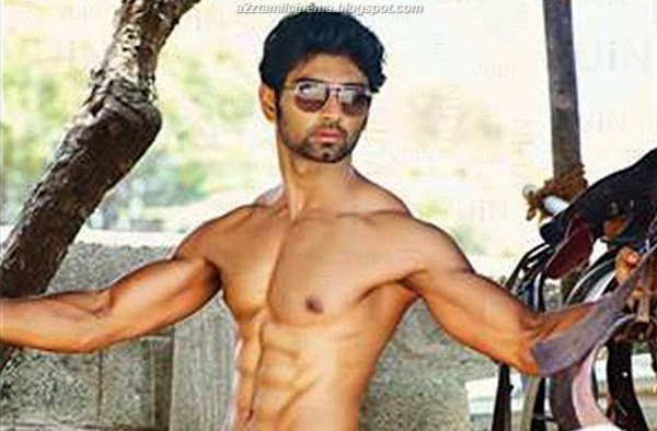 ATHARVAA SIX PACK BODY BUILDING IMAGES | Tamil Movie ...