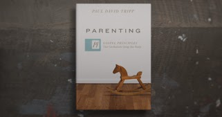 The Happy Wife: Paul Tripp parenting book review and giveaway