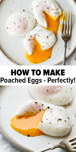 Poached Eggs: How To Poach An Egg Perfectly