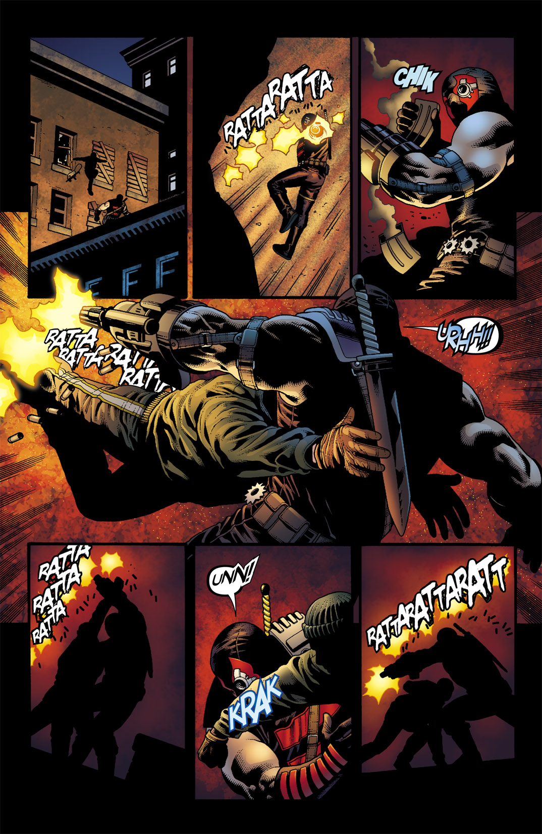 Detective Comics (1937) 817 Page 3