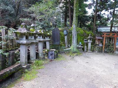 磐船神社 境内
