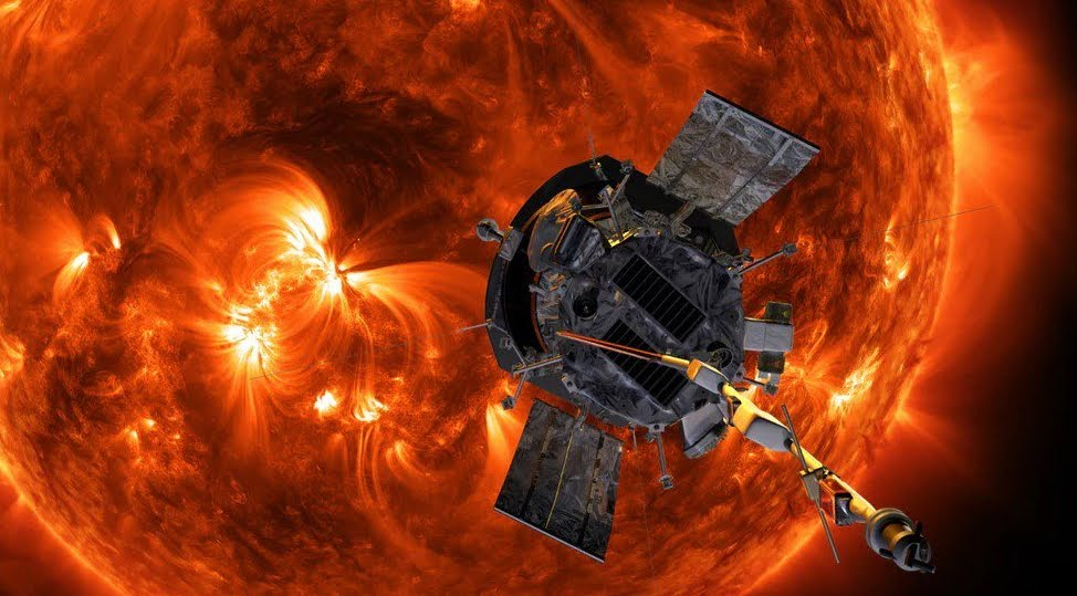 Sonda Parker: nuovo record di avvicinamento al Sole.