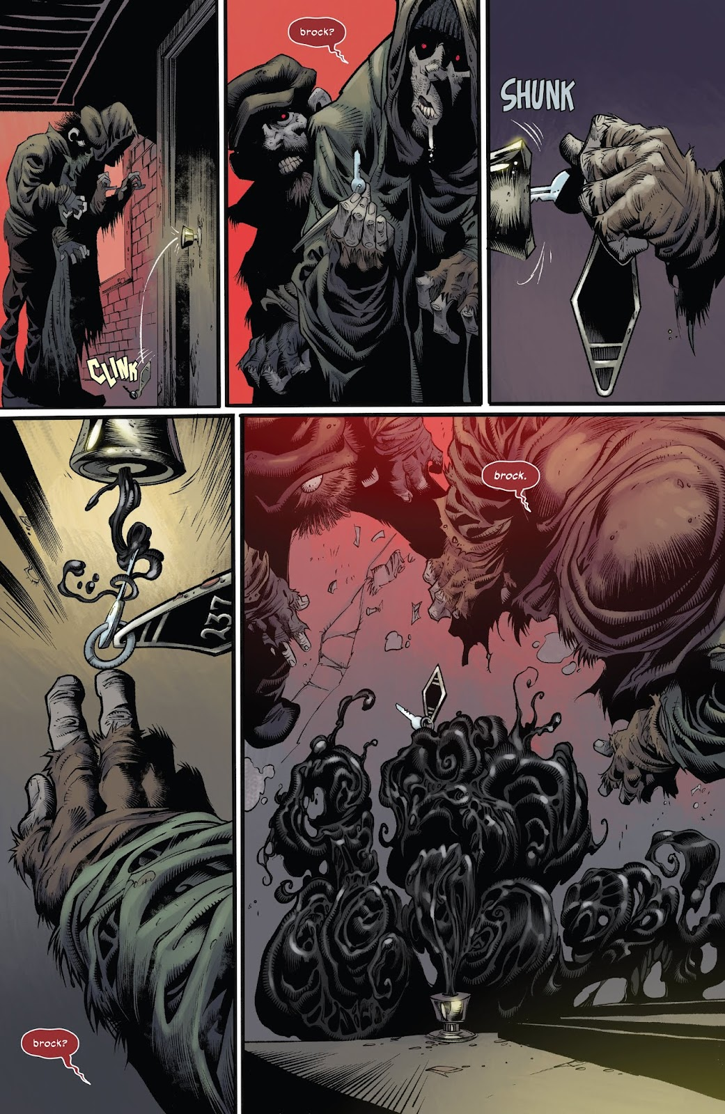 Read online Web of Venom: Unleashed comic -  Issue # Full - 6