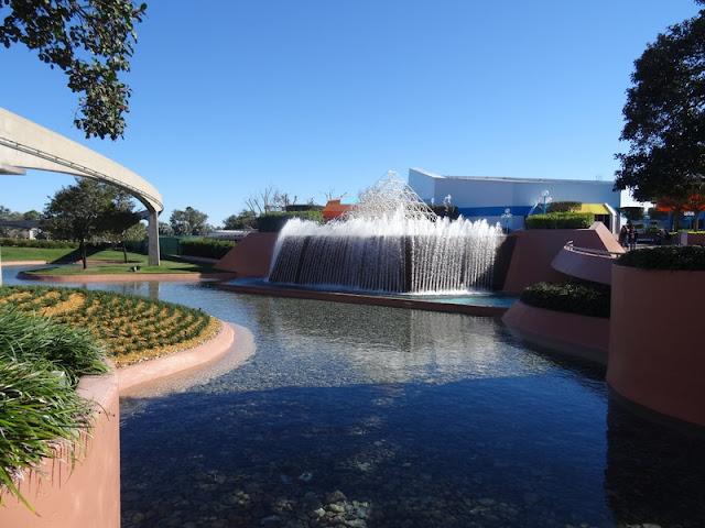 Futuristic Park