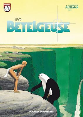 Betelgeuse de Leo, editado por Planeta DeAgostini