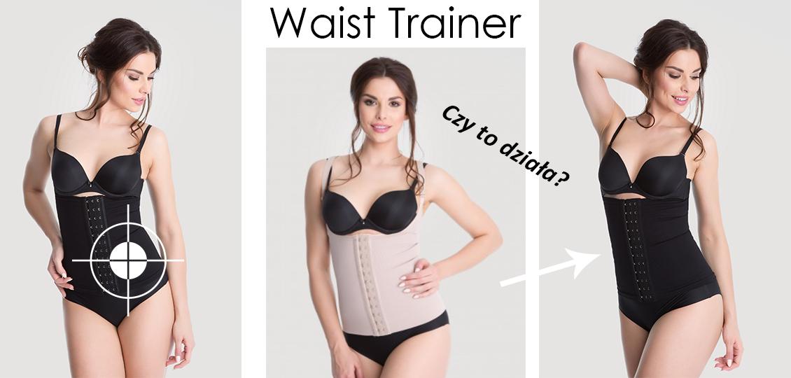 98080f77f4 Trening talii  waist trainer