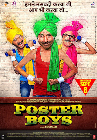Poster Boys (2017) Movie Poster