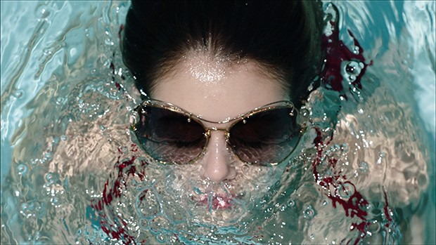 Miu Miu SCENIQUE Eyewear Collection