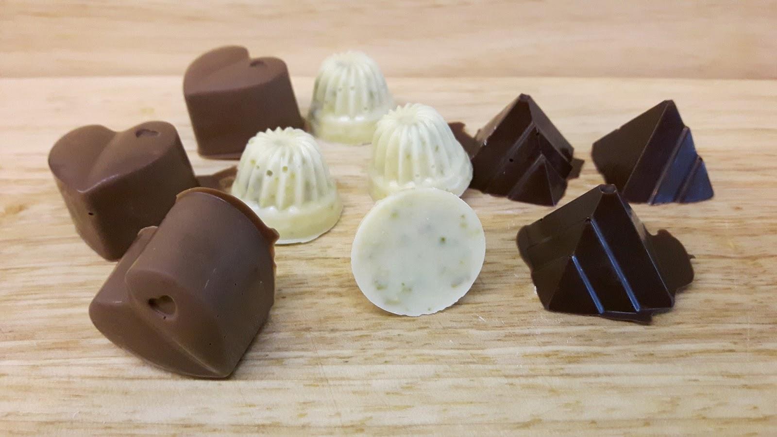 Pralinen herstellen - kleine Geschenke aus der Küche