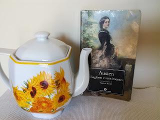 Ragione e sentimento Jane Austen Recensione Felice con un libro