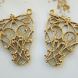 Vintage Style Brass Filigree and Stampings