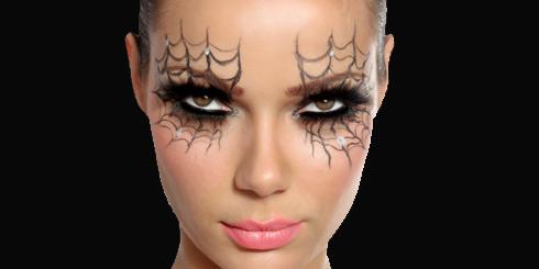 makijaż na zaduszki